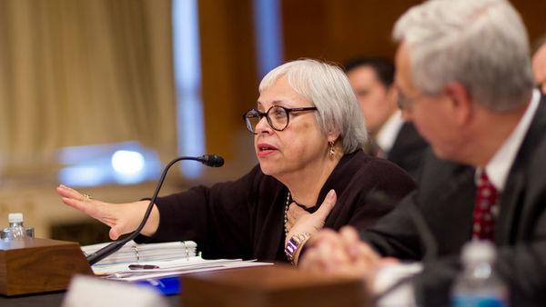 Phyllis Borzi, former EBSA head