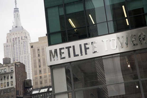 MetLife tower
