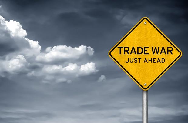 trade wars sign