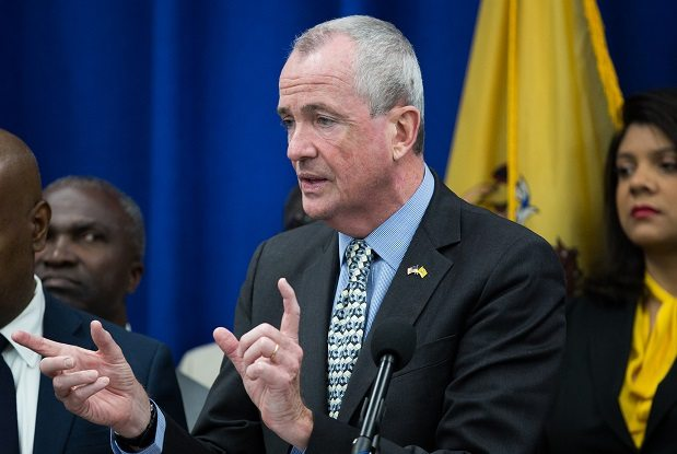 NJ Governor Phil Murphy