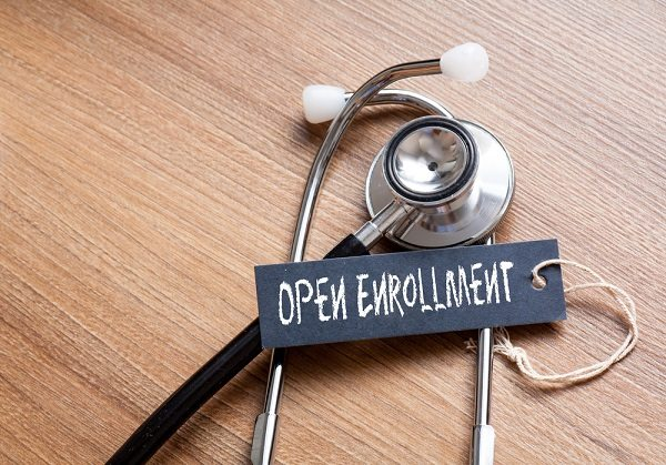 Open enrollment and stethescope