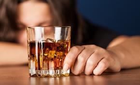 Alcohol related deaths are on the rise