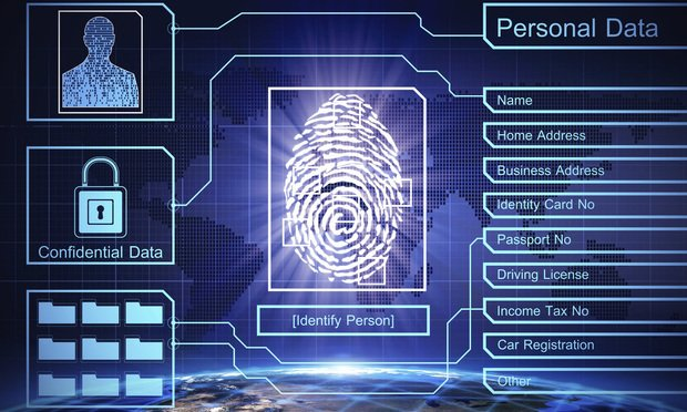 Finger print data