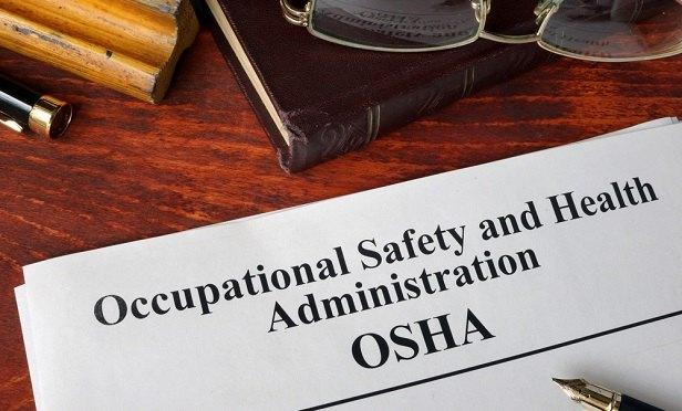 OSHA Form