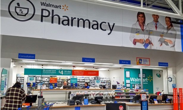 pharma deal back on  cvs  walmart kiss and make up