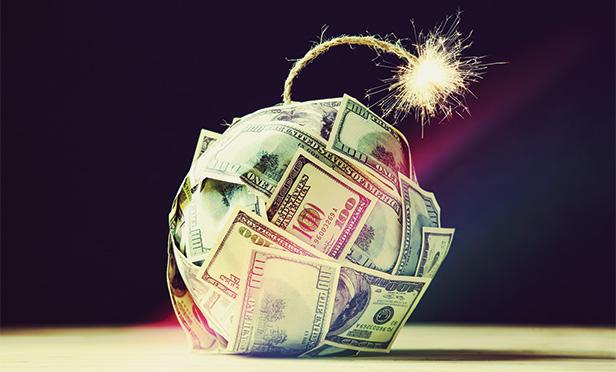 Ticking money bomb