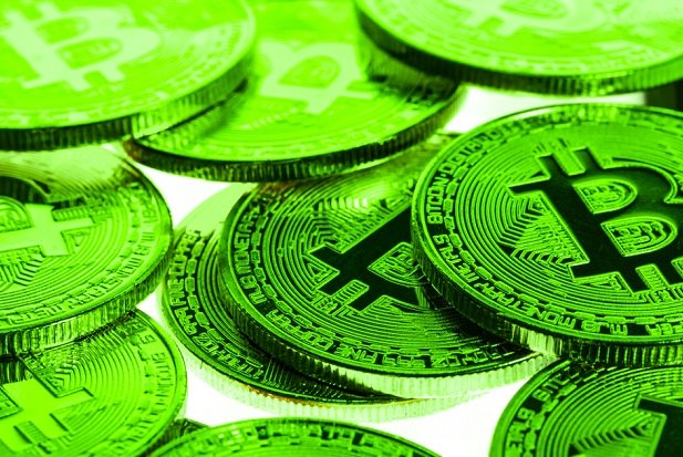 green bitcoins