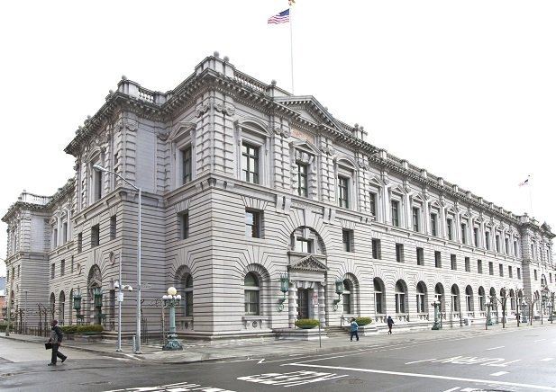 courthouse of 9th Circuit in San Francisco