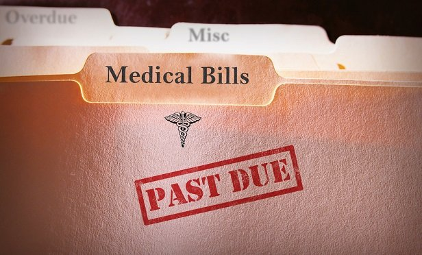Overdue Medical bills