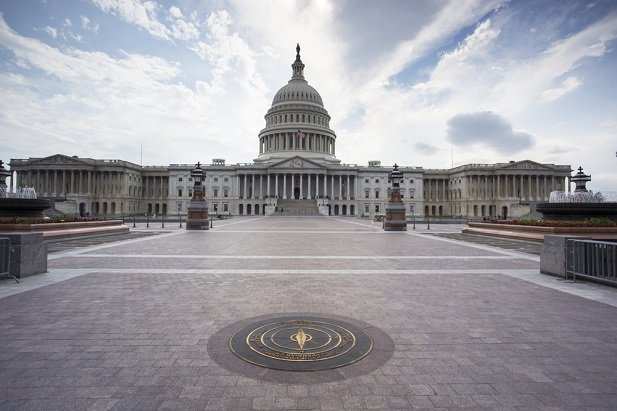 Nation's Capitol building