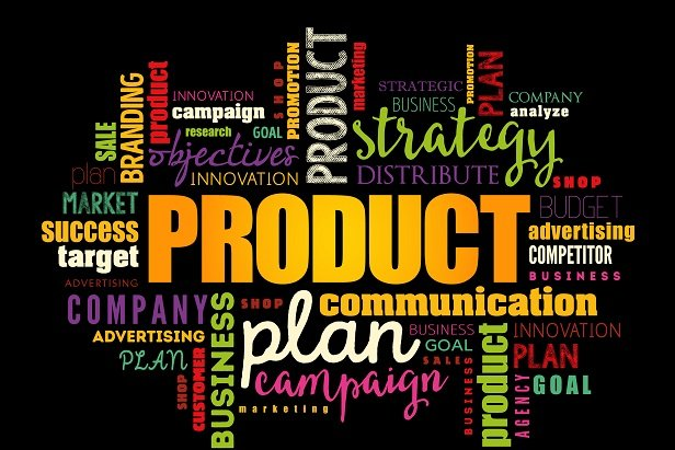 product word cloud collage