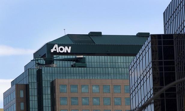 Aon headquarters building