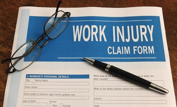 Workers' comp form