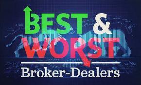 13 best and worst broker dealers: 2020 Q1 earnings