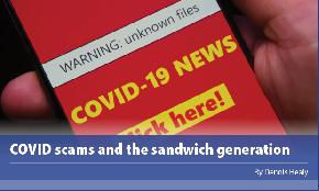SECURE Act and IRAs Family Caregiver Support COVID Scams: From the Experts
