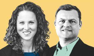 Erin Marino and Nick Rockwell, Eastbridge Consulting Group, Inc.
