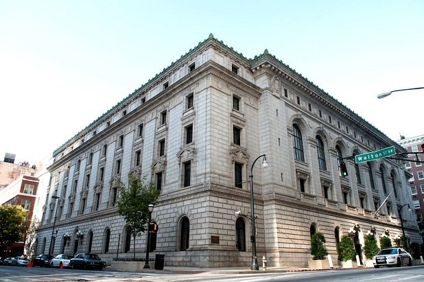 courthouse building for the 11th circuit court of appeals