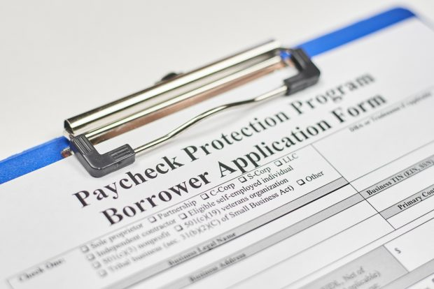 Paycheck Protection Program application