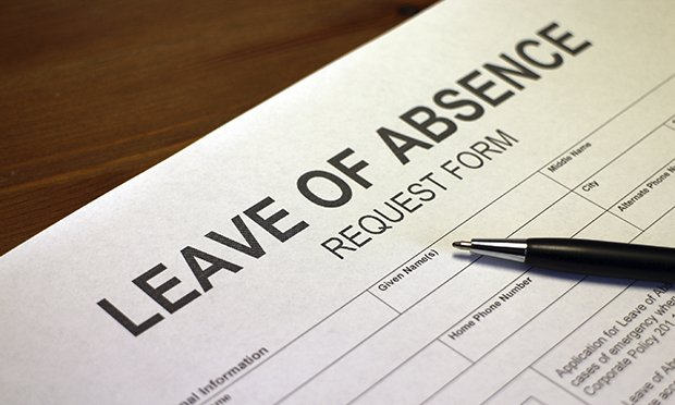 Leave-of-absence-form-with-pen
