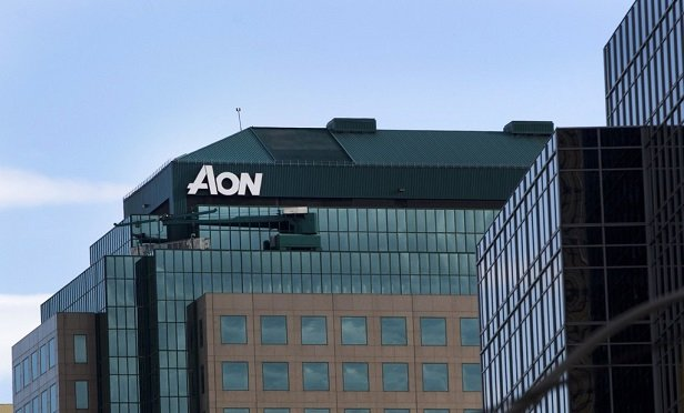 Last year, Aon and Willis Towers Watson pulled the plug on a proposed combination less than 24 hours after preliminary talks leaked. (Credit: Brent Lewin/Bloomberg)