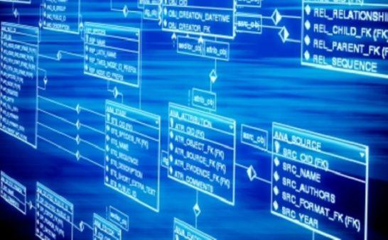 A computer software flowchart