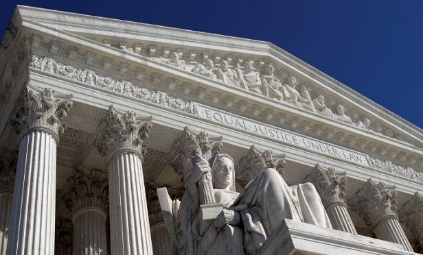 U.S. Supreme Court in Washington. (Photo: J. Scott Applewhite/AP)