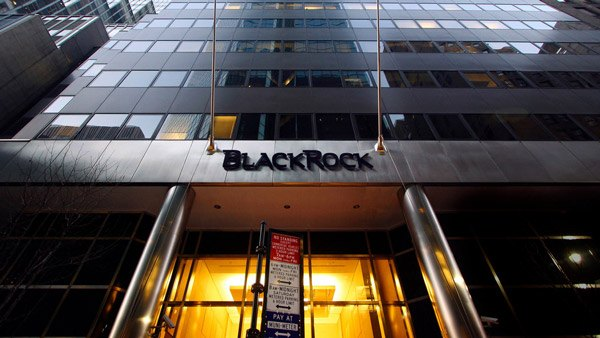 BlackRock headquarters in New York. (Photo: AP)