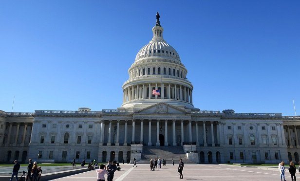 U.S. Capitol building in Washington, D.C. October 9, 2016.