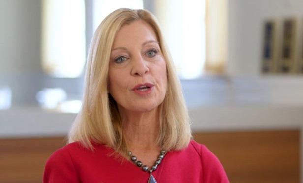 Karen Lynch, president of Aetna, Nov. 28, 2018