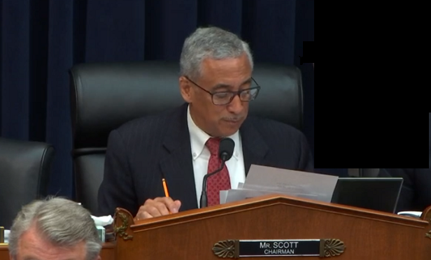 Rep. Bobby Scott, R-S.C.(Photo: House Education and Labor)