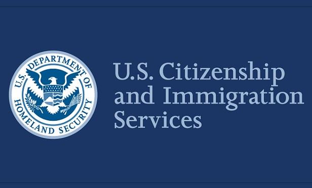 The USCIS logo