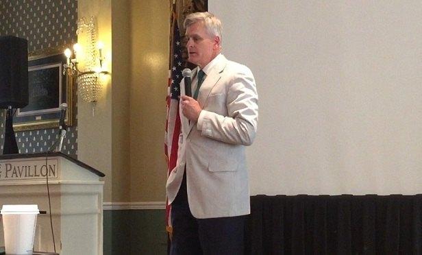 Sen. Bill Cassidy, R-La. (Photo: Allison Bell/ALM)