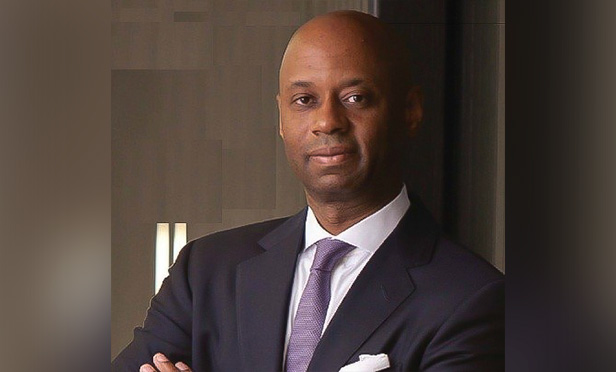 Headshot of Citi CFO Mark Mason